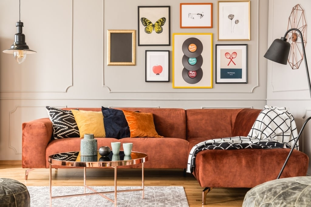 Residential Sofa Upholstery